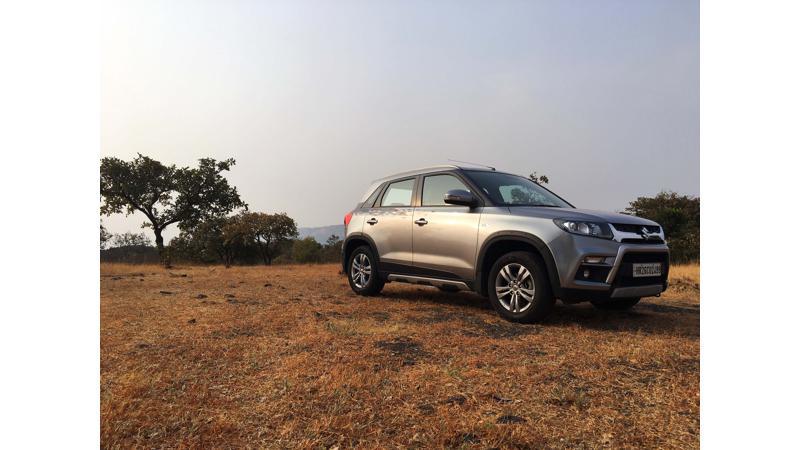 Maruti Suzuki Vitara Brezza sells more than one lakh units