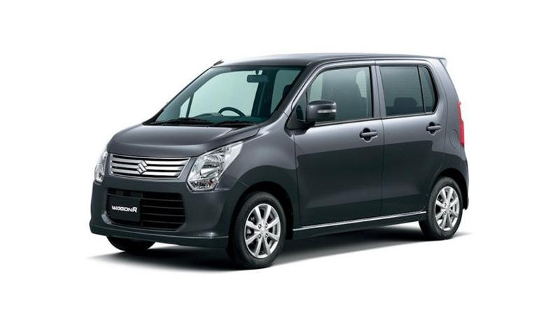 Maruti Suzuki looking at introducing WagonR Stingray in Indian market