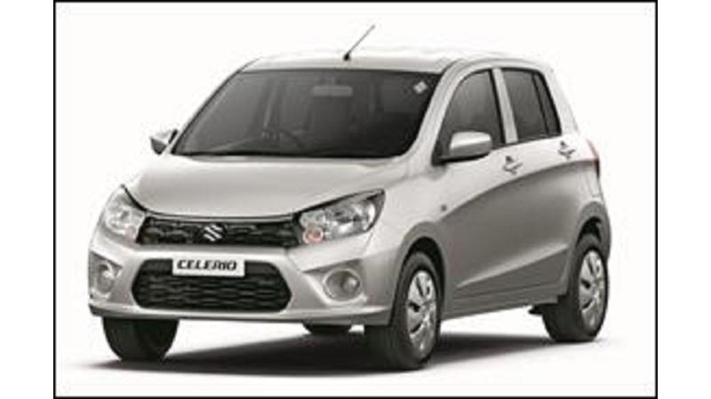 Maruti Suzuki launches BS6 Celerio CNG in India at Rs 5.61 lakh