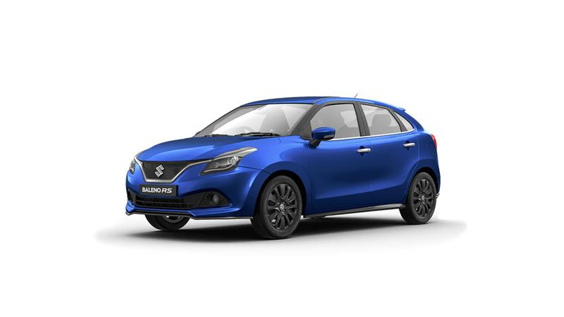 Maruti Suzuki launches Baleno RS in India at Rs 8.69 lakh