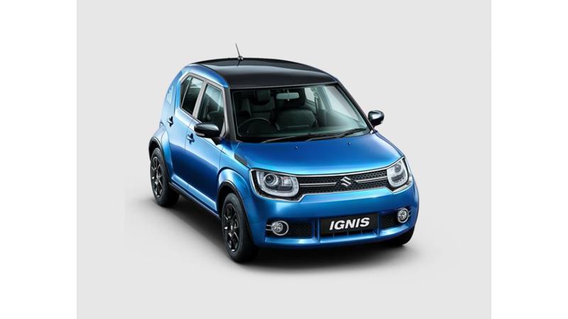 Maruti Suzuki to launch the new Ignis in India tomorrow