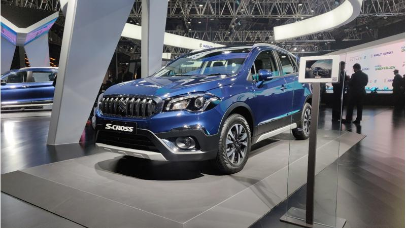 Maruti Suzuki to launch S-Cross Petrol in India on 5 August