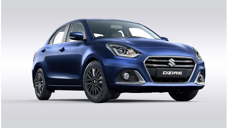 Maruti Suzuki Dzire facelift launched in India at Rs 5.89 lakh