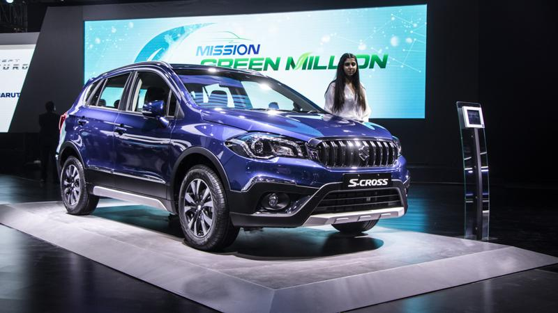 Maruti Suzuki S-Cross petrol to be launched across seven variants and five colours