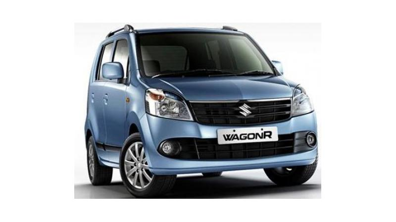 Maruti Suzuki WagonR reaches 2-million unit sales