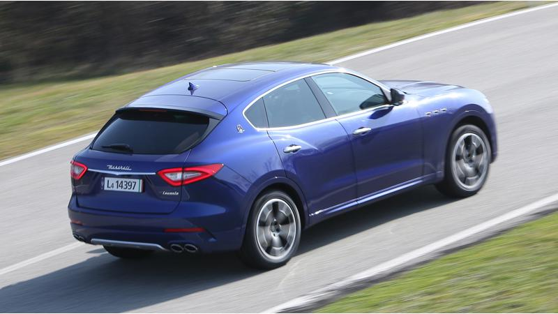 Maserati considers building a more powerful Levante
