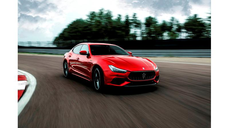 New Maserati Ghibli range of models launched; prices start at Rs 1.15 crore