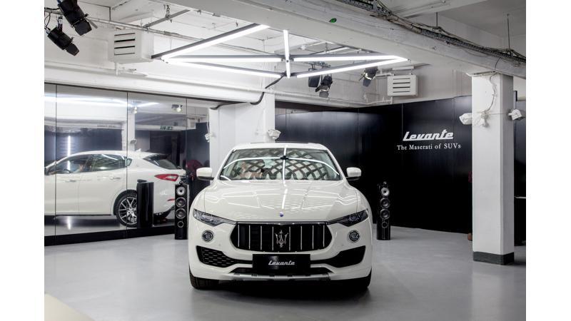 Maserati introduces Levante S petrol in UK