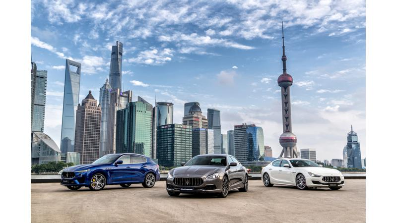 Maserati Levante, Ghibli and Quattroporte now available with V6 Petrol