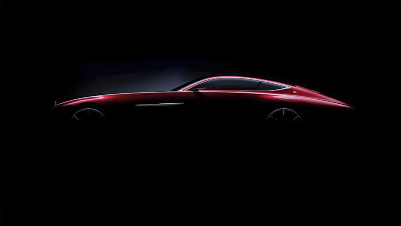 Concept Maybach Coupe to be unveiled at Pebble Beach