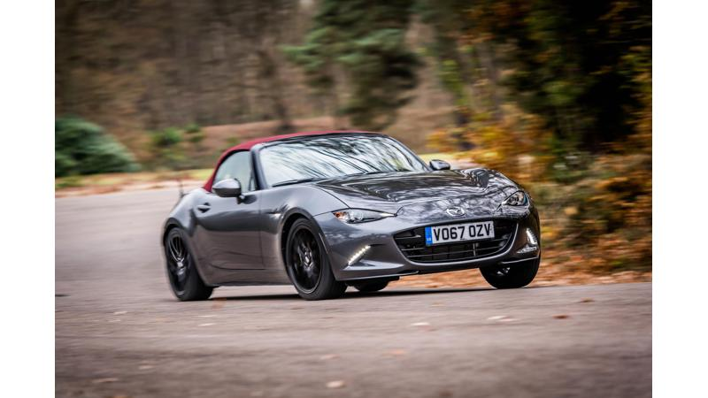 Mazda to introduce MX-5 Z-Sport limited edition in UK
