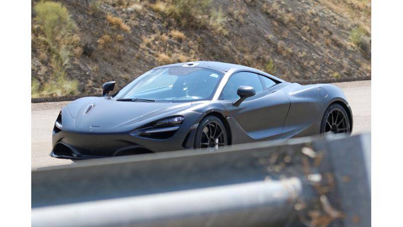 McLaren 650S replacement to get active chassis control