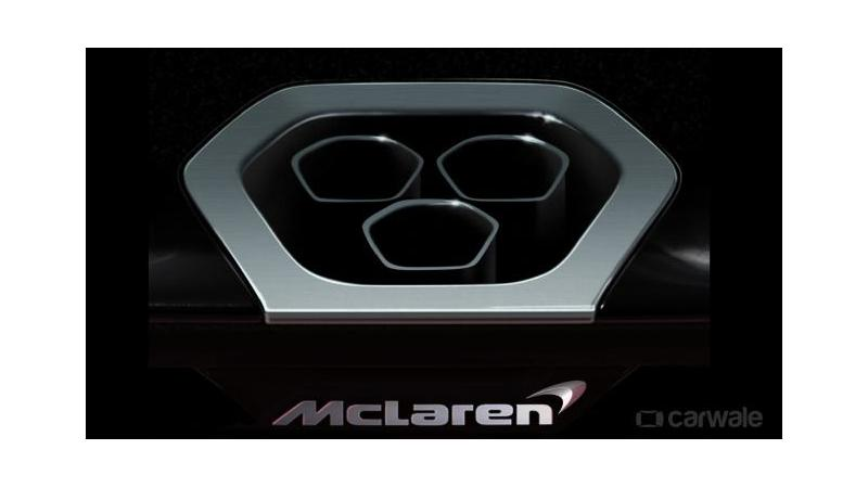 One lucky customer to soon get two bespoke McLaren car models