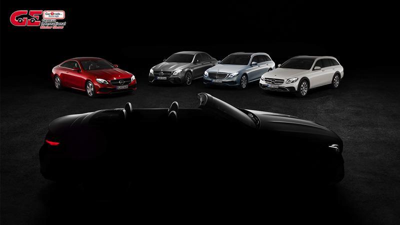 Mercedes-Benz line-up for Geneva Motor Show revealed