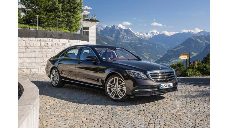 Mercedes-Benz S-Class facelift due for India launch tomorrow
