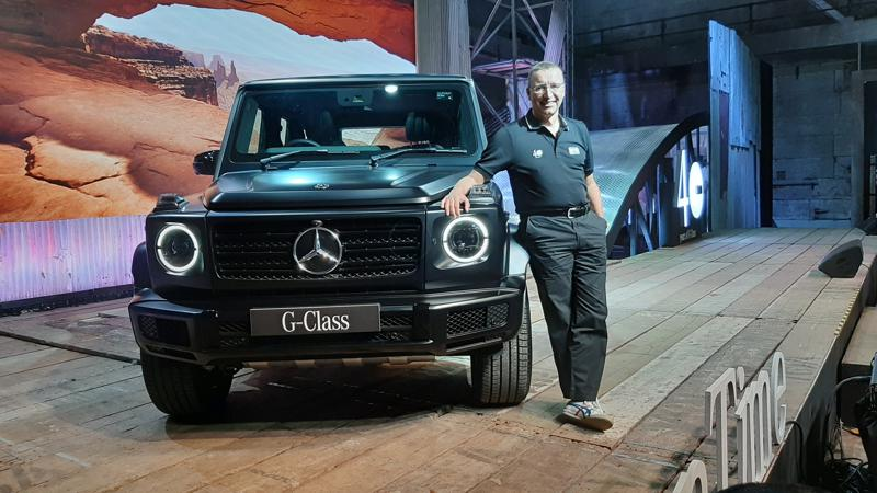 Mercedes-Benz G 350d introduced in India at Rs 1.5 crores