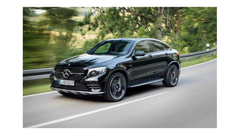 Mercedes-AMG GLC 43 Coupe to be launched in India tomorrow