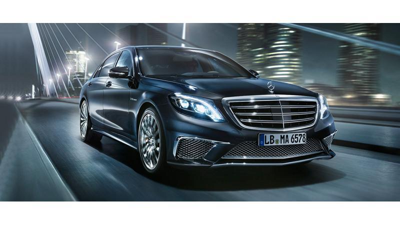 India-bound Mercedes-AMG S 65 reaches European dealerships
