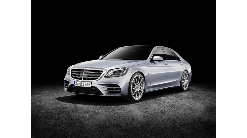 Mercedes Benz S Class facelift launch on 19 January