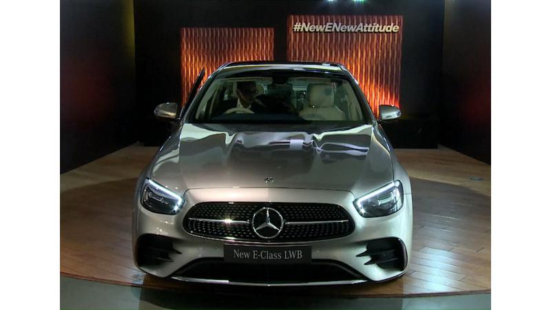 Mercedes-Benz India launches new E-Class facelift at Rs 63.60 lakh