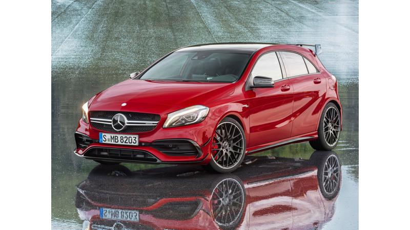 Next-gen Mercedes-Benz A45 AMG likely to get 400bhp