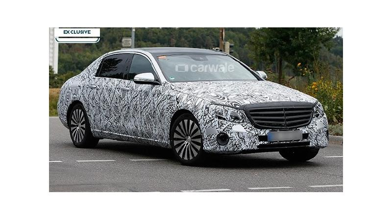 Mercedes-Benz E-Class LWB to be unveiled at 2016 Beijing Motor Show