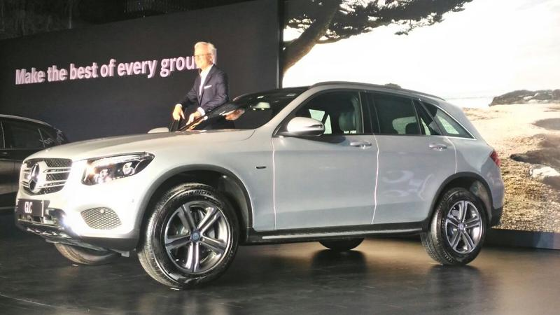 Mercedes launches GLC in India for Rs 50.70 lakh