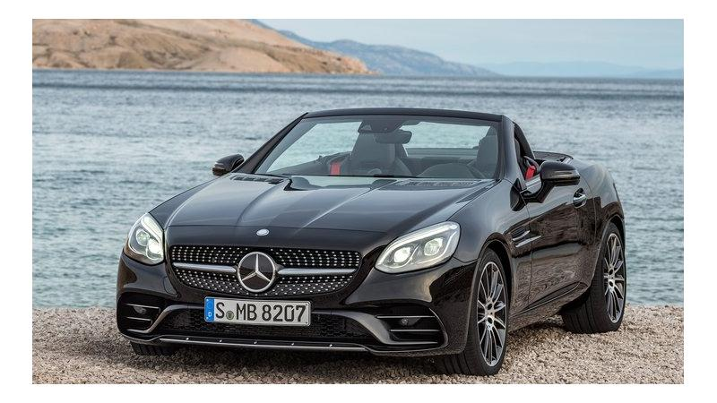 What to expect from the new Mercedes-AMG SLC 43