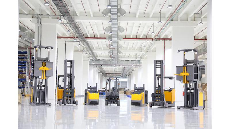 Mercedes-Benz inaugurates India's largest luxury car parts warehouse