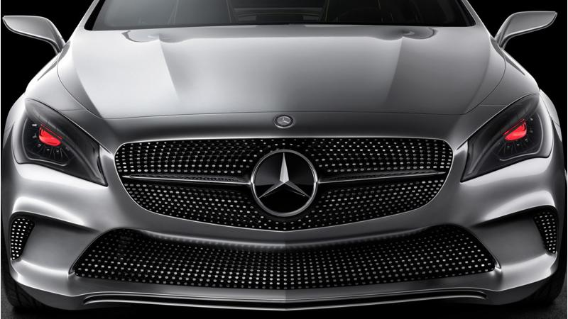 Mercedes-Benz to introduce a new saloon between the CLA and C-Class