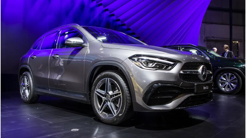 New Mercedes-Benz GLA likely to be launched in India in May 2021