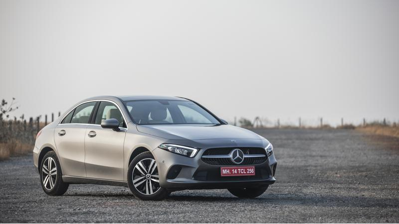 Mercedes-Benz A-Class Limousine sold out till the end of May