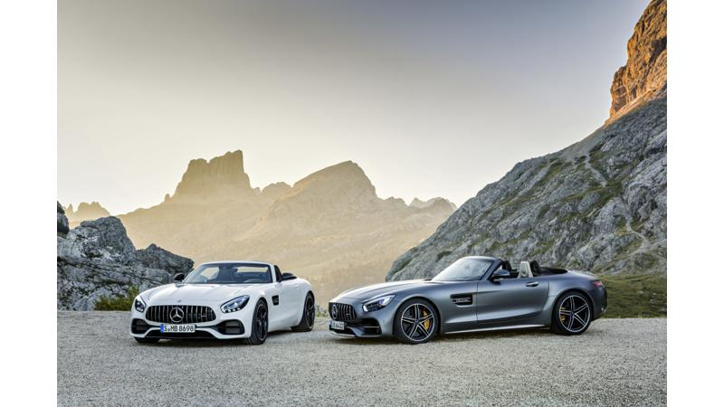 European bookings for the new Mercedes-AMG GT range now open