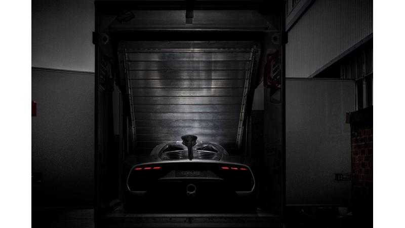 Mercedes-AMG Project One teased one final time before IAA debut