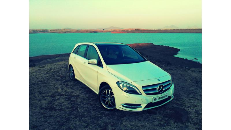 Mercedes-Benz India to unveil B-Class Diesel and Facelifted E-Class soon