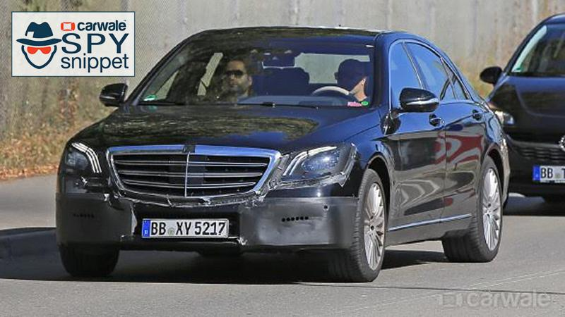 Mercedes-Benz to globally reveal their facelifted S-Class next month