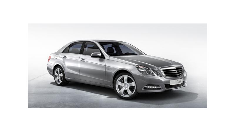 2013 Mercedes E-Class to feature new petrol engine and two AMG variants
