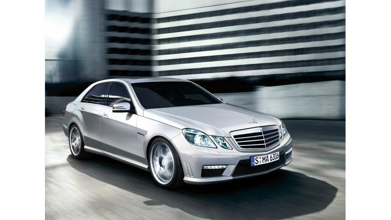 Mercedes-Benz India to introduce facelift E Class by 2013