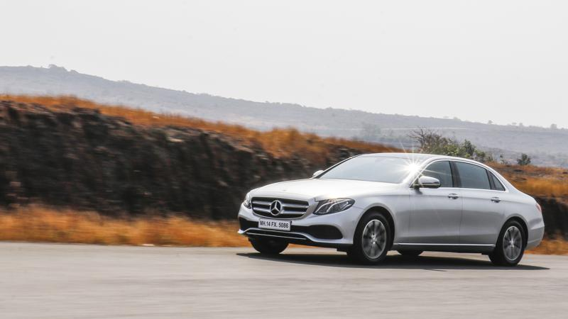 2017 Mercedes-Benz E-Class bags world luxury car of the year