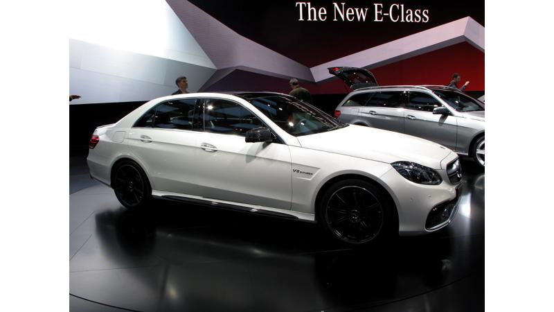 Mercedes-Benz E63 AMG to be launched today at Buddh International Circuit