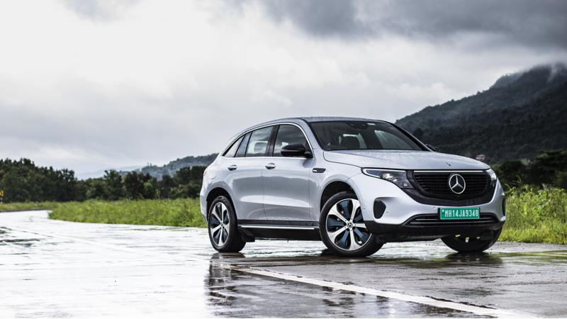 Mercedes-Benz launches the EQC in India; priced at Rs 99.30 lakh