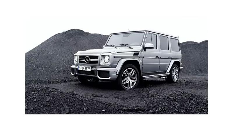 Mercedes Benz to introduce G63 AMG on Feb 19