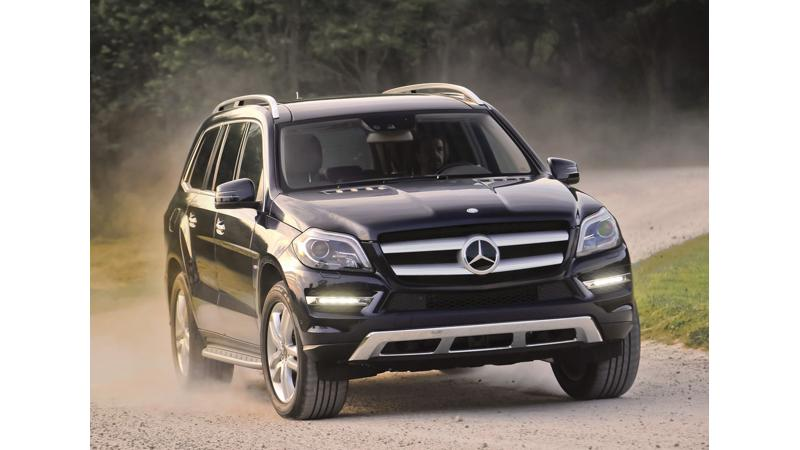 Mercedes-Benz GL-Class facelift set for its Indian launch on May 16, 2013