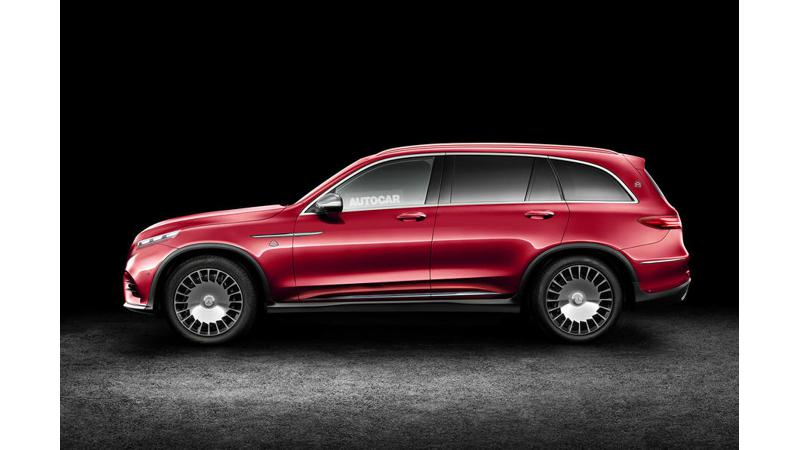 Mercedes to build Maybach SUV by 2019
