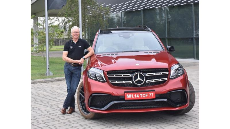 Mercedes-AMG GLS 63 launched at a price of Rs 1.58 crore
