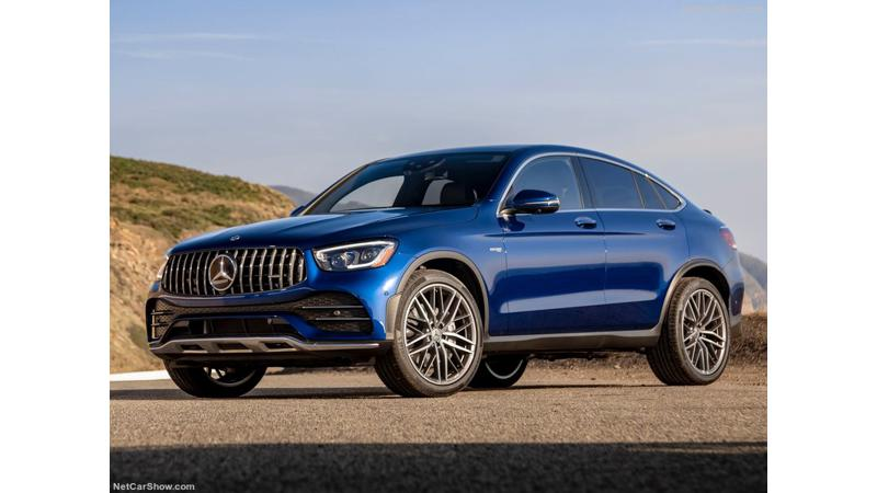 Mercedes-AMG GLC 43 Coupe due for India launch on 3 November