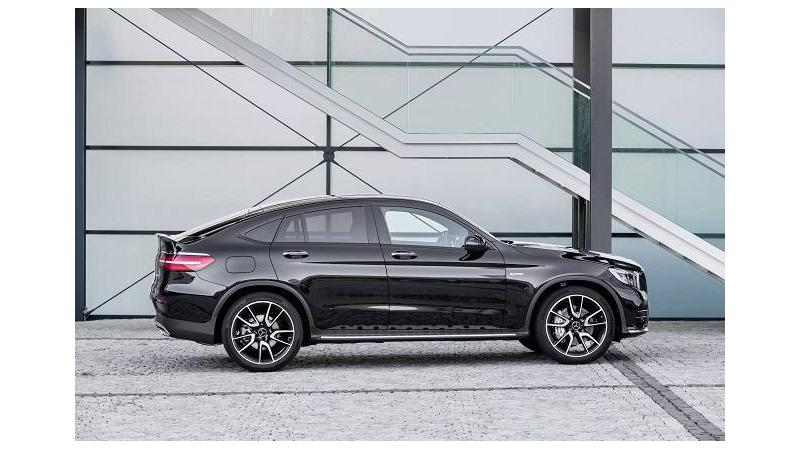 Features to expect in the new Mercedes-AMG GLC 43 Coupe