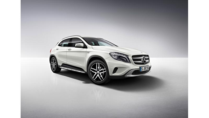 Mercedes-Benz launches GLA 220d 4MATIC Activity Edition at Rs 38.51 lakh
