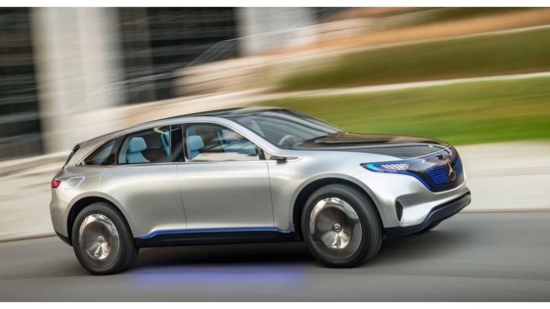 Mercedes invests 1 billion dollars in Alabama to make it EQ ready