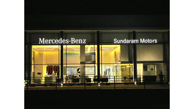 Mercedes-Benz India inaugurates a new workshop in Mangalore
